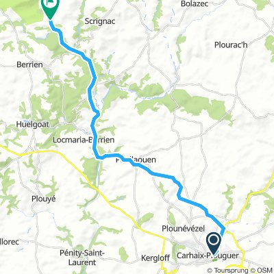 VDYS - Carhaix-Plouguer - Scrignac