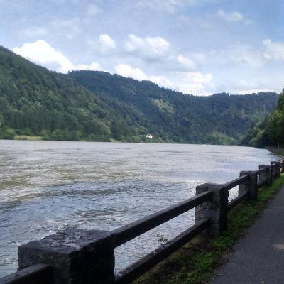 Donauradweg von Regensburg nach Wien