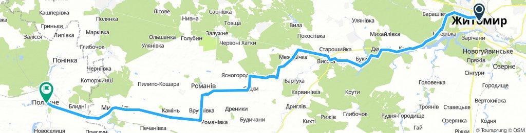 Zhytomyr, Ukraine / Polonne, Ukraine (Полонне)