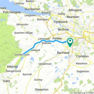 Lochwinnock easy cycle