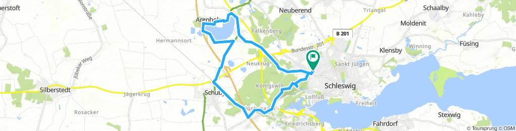 Schleswig Radfahren