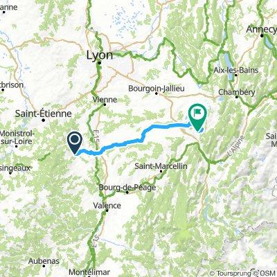 Lundi 25/3 Ardèche étape3