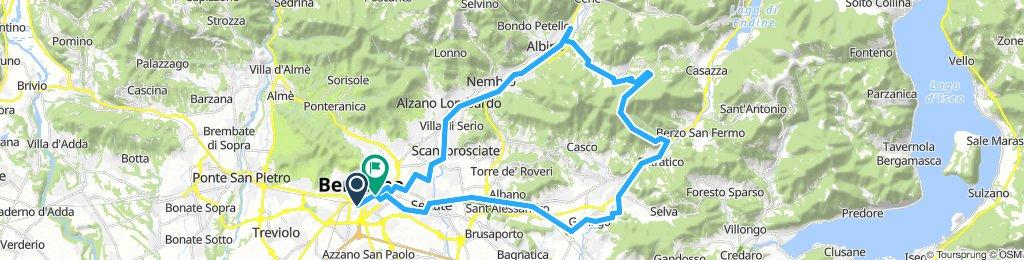 Valle del Luio- Pozza Misma- Sent. 611- Luzzana