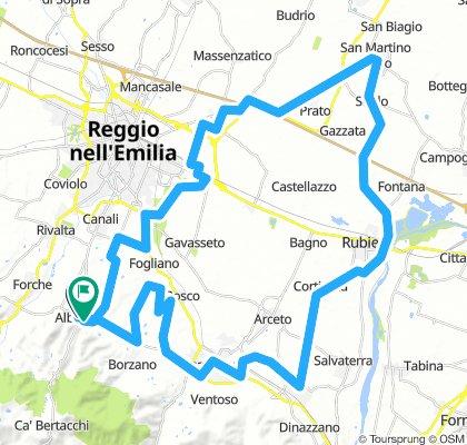 GF  Matildica 2019 km  68 - Handbike Lungo e Cicloturistica Breve