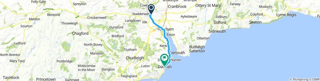 Exeter-Dawlish