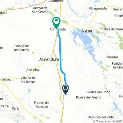 Villafrance - Torremejia