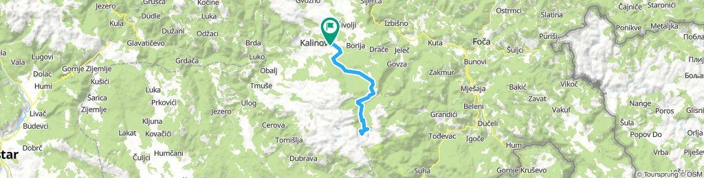 Jugovo i Orlovačko jezero