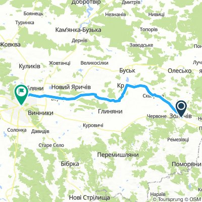 Zolochiv, Ukraine / Lviv, Ukraine