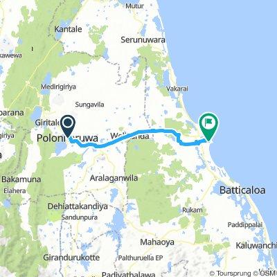 polonnaruwa ans Meer