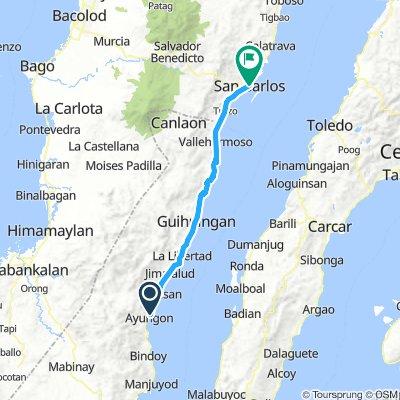 J49 - mercredi 27 février 2019 - Ayugon – San Carlos
