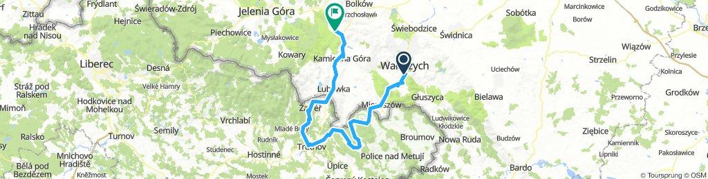 2019.02.25 WWR Wałbrzych Trutnov Marciszów