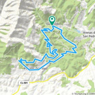 Ruta 10 y 4 37km 1030m