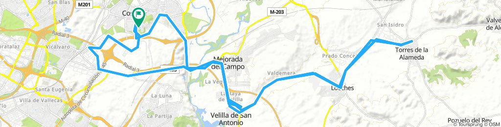 Coslada-Torres de la Alameda-Vicálvaro