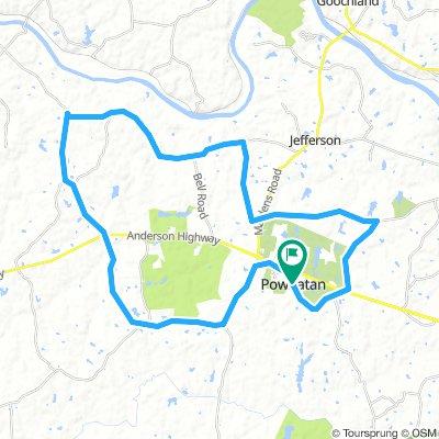 36-Mile Route