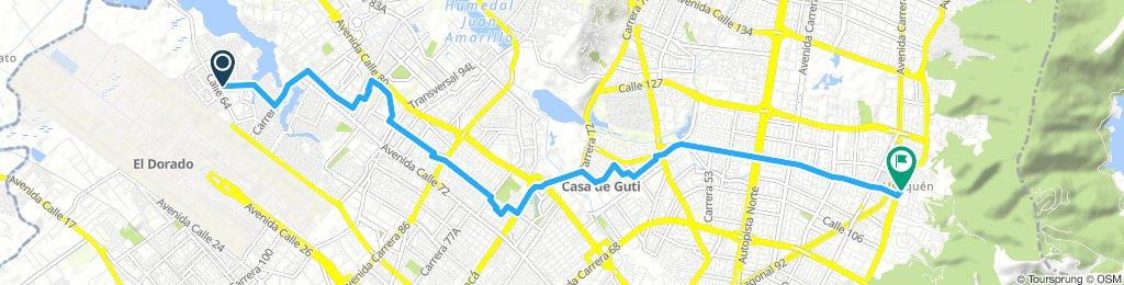 ruta a Panabel