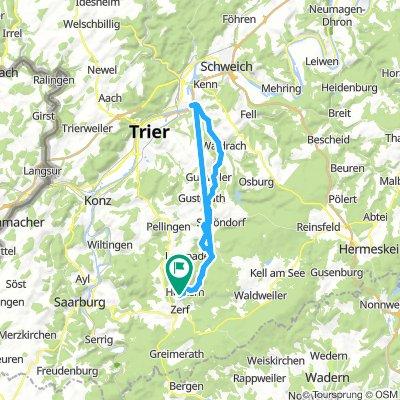 Baldringen - Loebstraße Trier