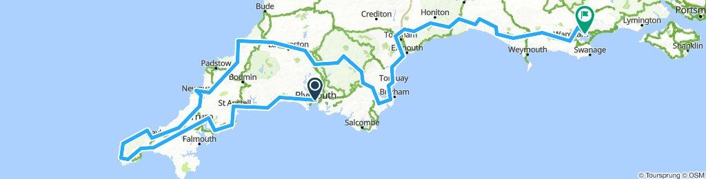 Cornwall Tour