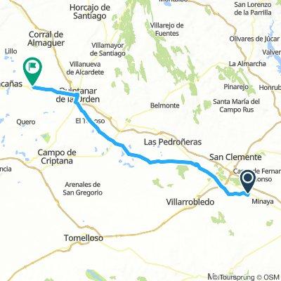 3 - MV  Minaya - Villa de Don Fabrique