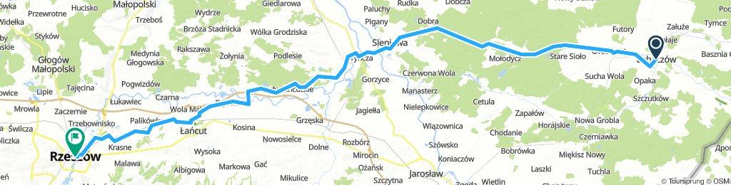 Lubaczow, Pologne /  Rzeszów, Pologne