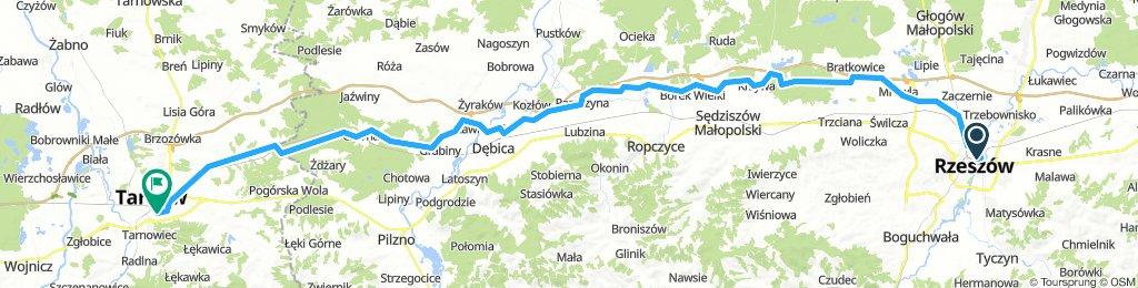Rzeszow, Pologne / Tarnow, Pologne