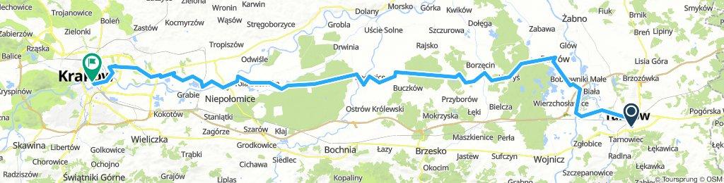 Tarnow, Pologne / Cracovie, Pologne