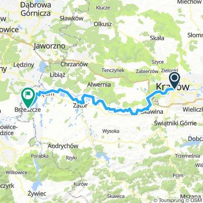 Cracovie, Pologne / Brzeszcze, Pologne