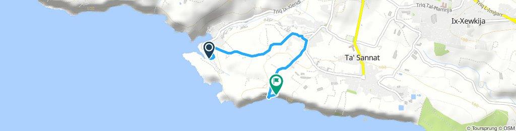 Easy ride in Munxar