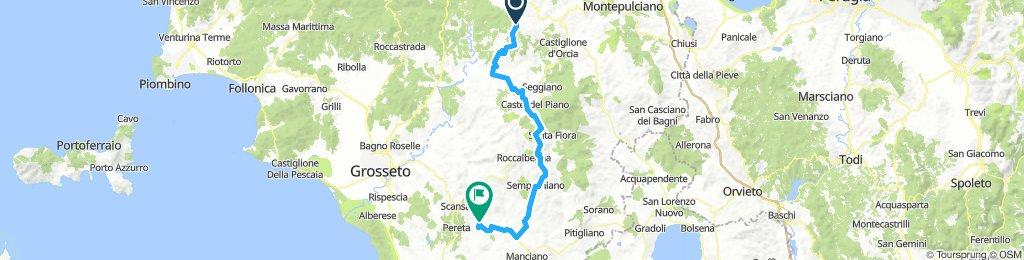dal Brunello al Morellino