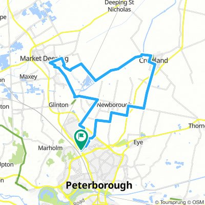 40km training