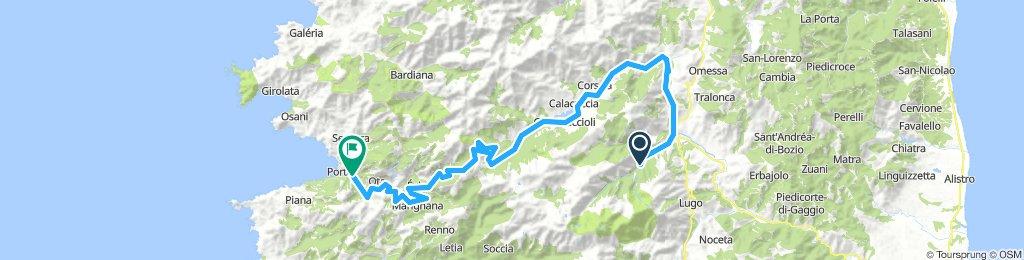 13 Corte - Porto (Camping Sole e Vista)