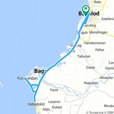 J53 - dimanche 03 mars 2019 - Bacolod – Pulupandan- Valladolid - Bacolod