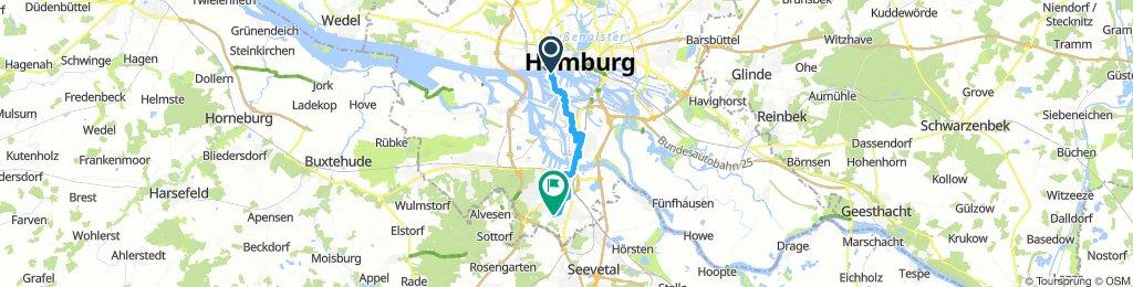 Alter Elbtunnel bis Buxtehude (PART 1)