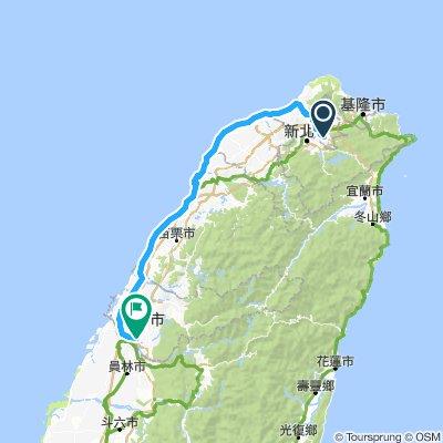 台北台中海邊