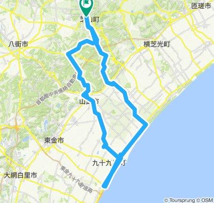 Narita Cycling Tour D