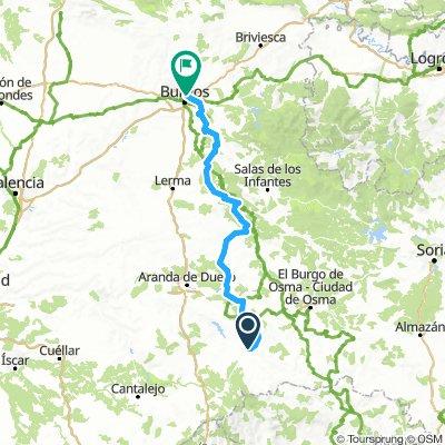 Ayllon-Burgos por Silos1