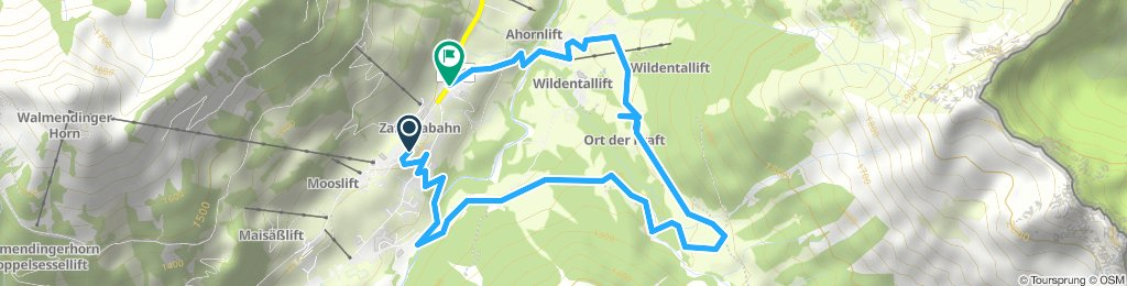 Wildental-Rundweg