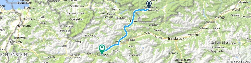 A 2019-2 Garmisch-Landeck