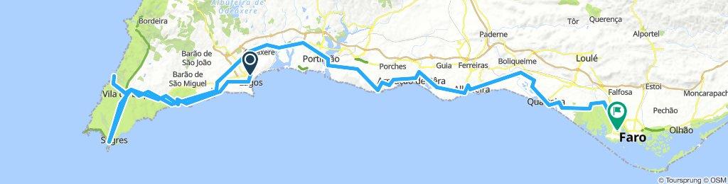 Portugal B - Algarve - Lagos - Faro