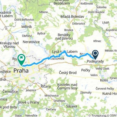 Poděbrady, Tchèquie / Prague, Tchèquie
