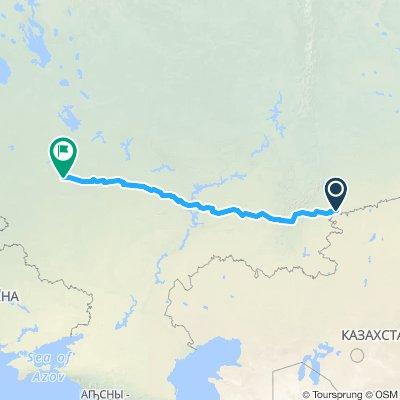 俄羅斯之旅