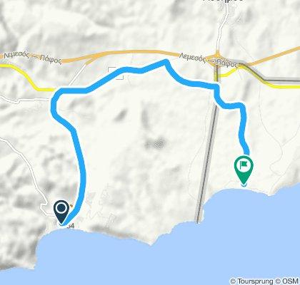 e-asyGo.com Tour 3 Pissouri Bay - Avdimou Beach