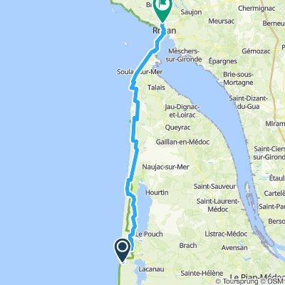 Lacanau océan - Royan