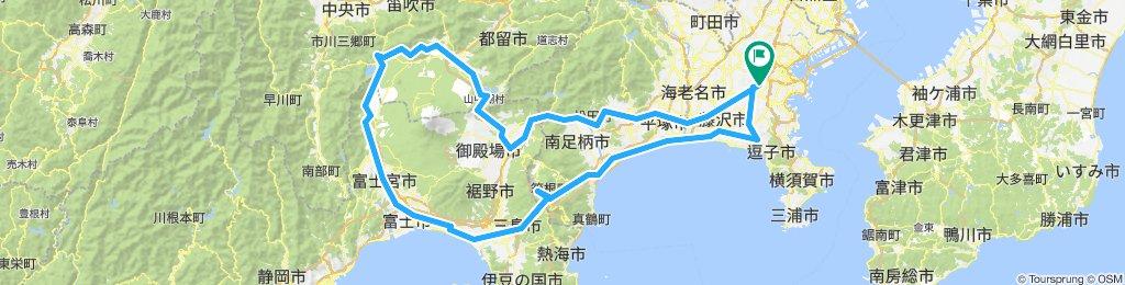 Mount Fuji Loops