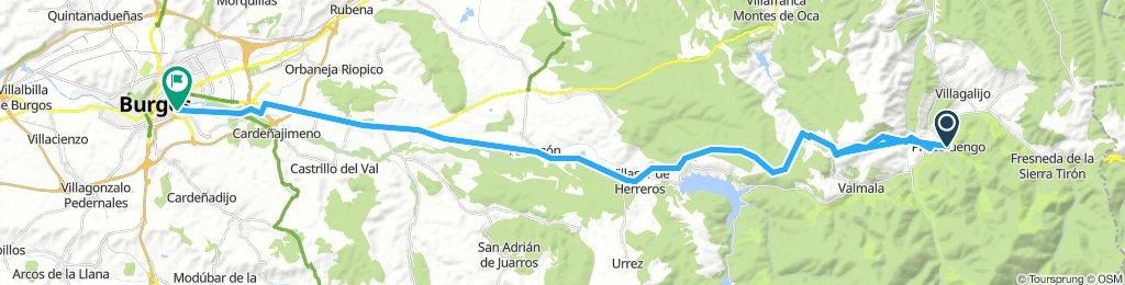 Pradoluengo - Burgos