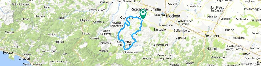 GF MATILDICA 2019 KM 124 - Cicloturistica - Percorso Lungo