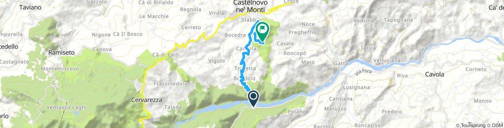 crono scalata Eremo 2019 sabato 8/06