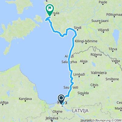 Baltikum Part 2