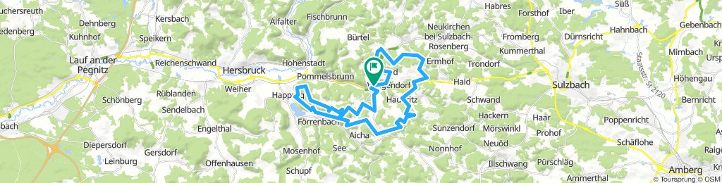 Hartmannshof-Happurg-Lichtenegg-Lehenhammer