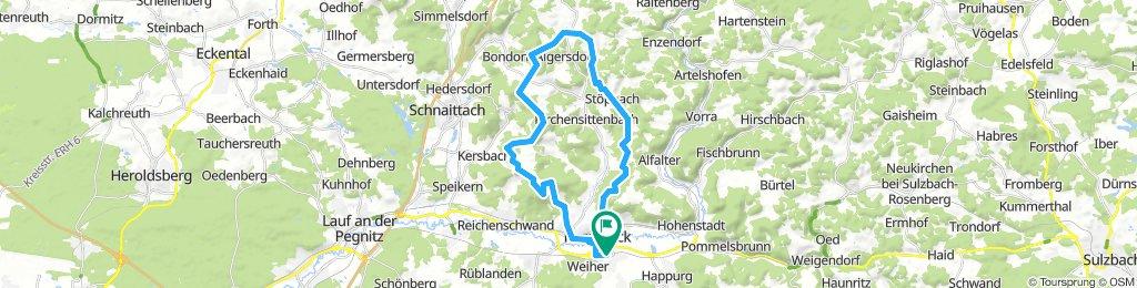 Hansgörgl-Glatzenstein-Hohenstein-Kleedorf