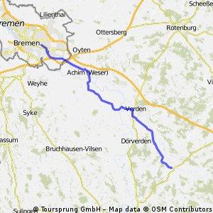 Bremen - Rethem